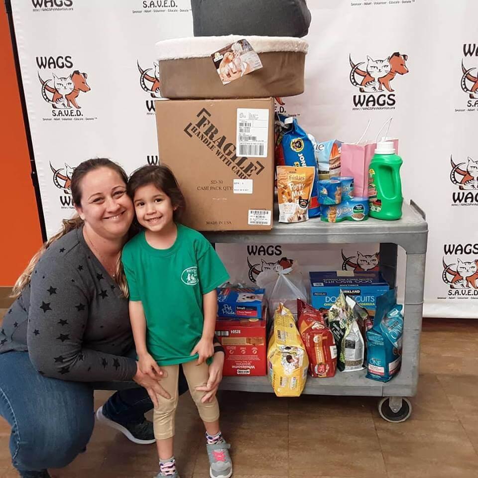 wags kids donation foundation