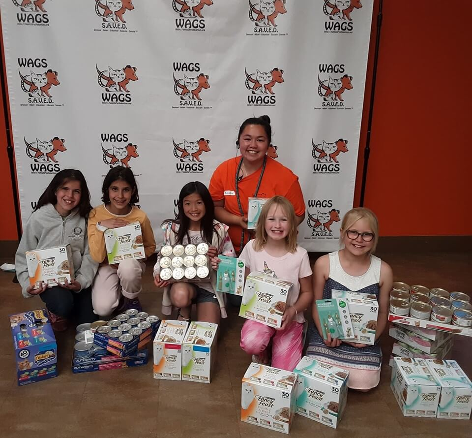 Troop 3186 Donated WAGS 052619