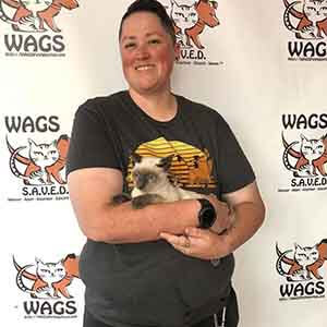 Seagull found his new furever home! WAGS