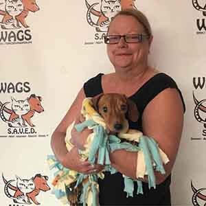 Thank you @roadogs for taking over Honey's medical case WAGS