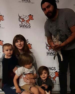 Additional of 10 Pets were adopted today 11/3/19 WAGS